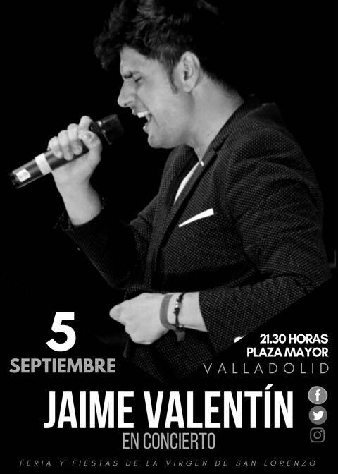 Jaime Valentin 5-sep Valladolid