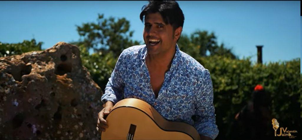 jaime valentin artista cantante compositor musica romantica latina rumba fusionn